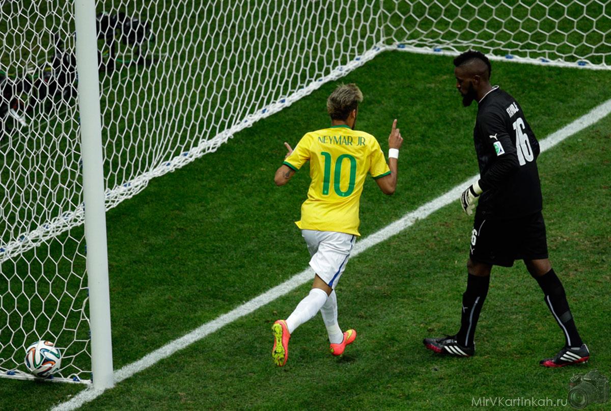 Бразилец Неймар