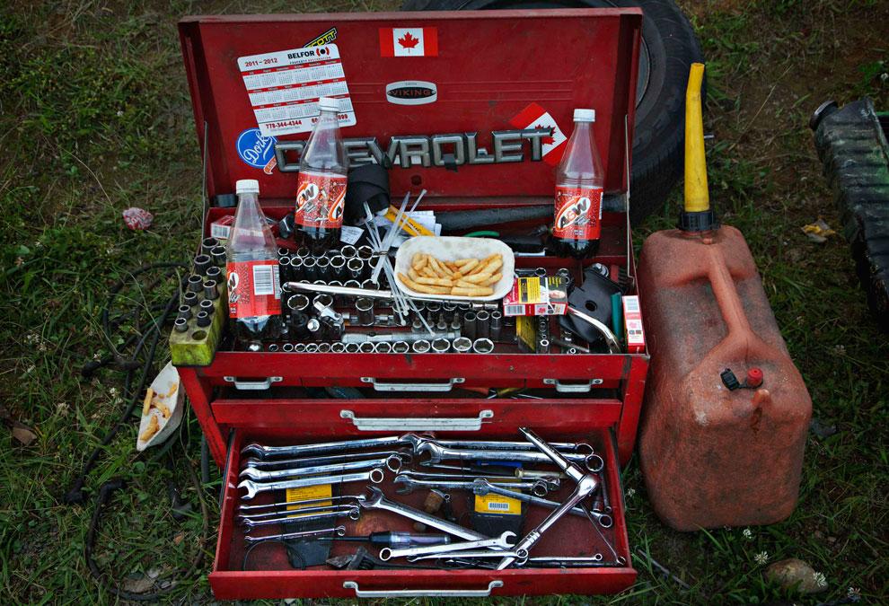 ящик с инструментами, фото