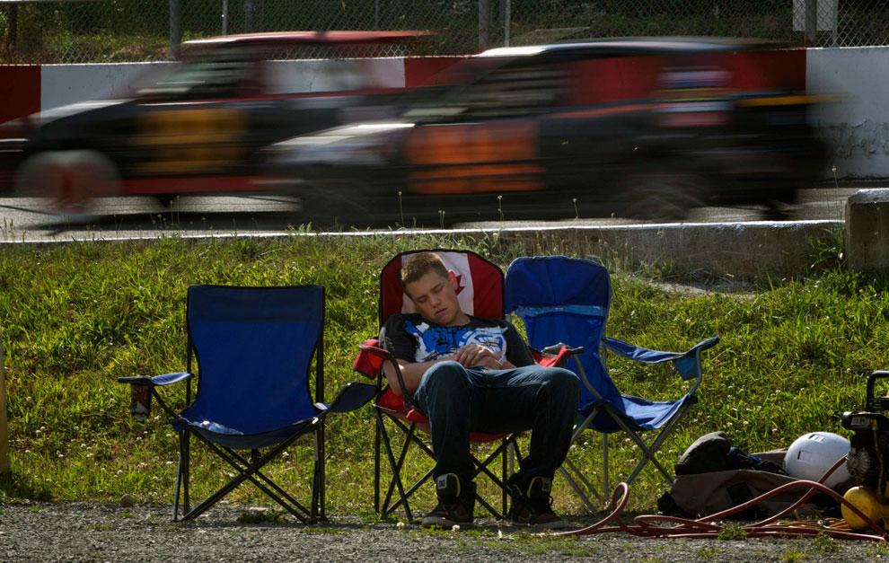 отдых на трассе, фото