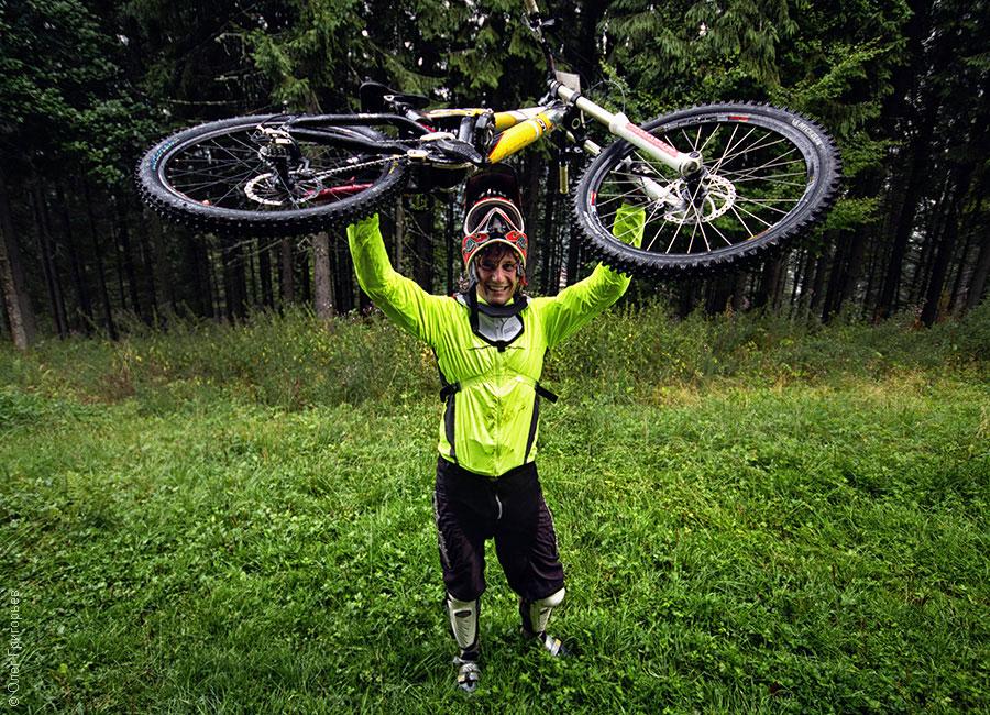 победитель велогонки