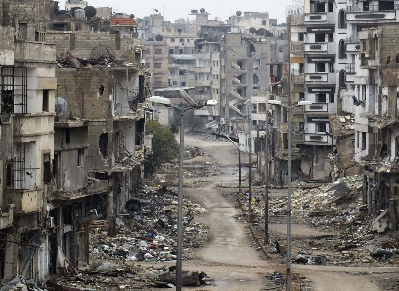 Гражданская война в Сирии, фото