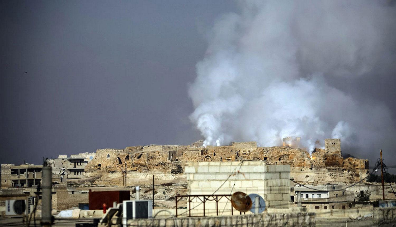 Сирийская гражданская война, фото