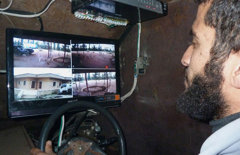Внутри Sham II Сирии, фото