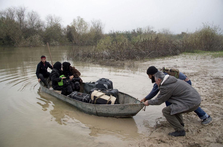 боевики в Сирии, фото