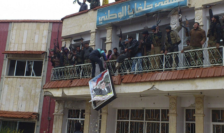 Сирийские исламисты, фото