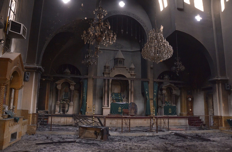 церковь Геворк в Сирии