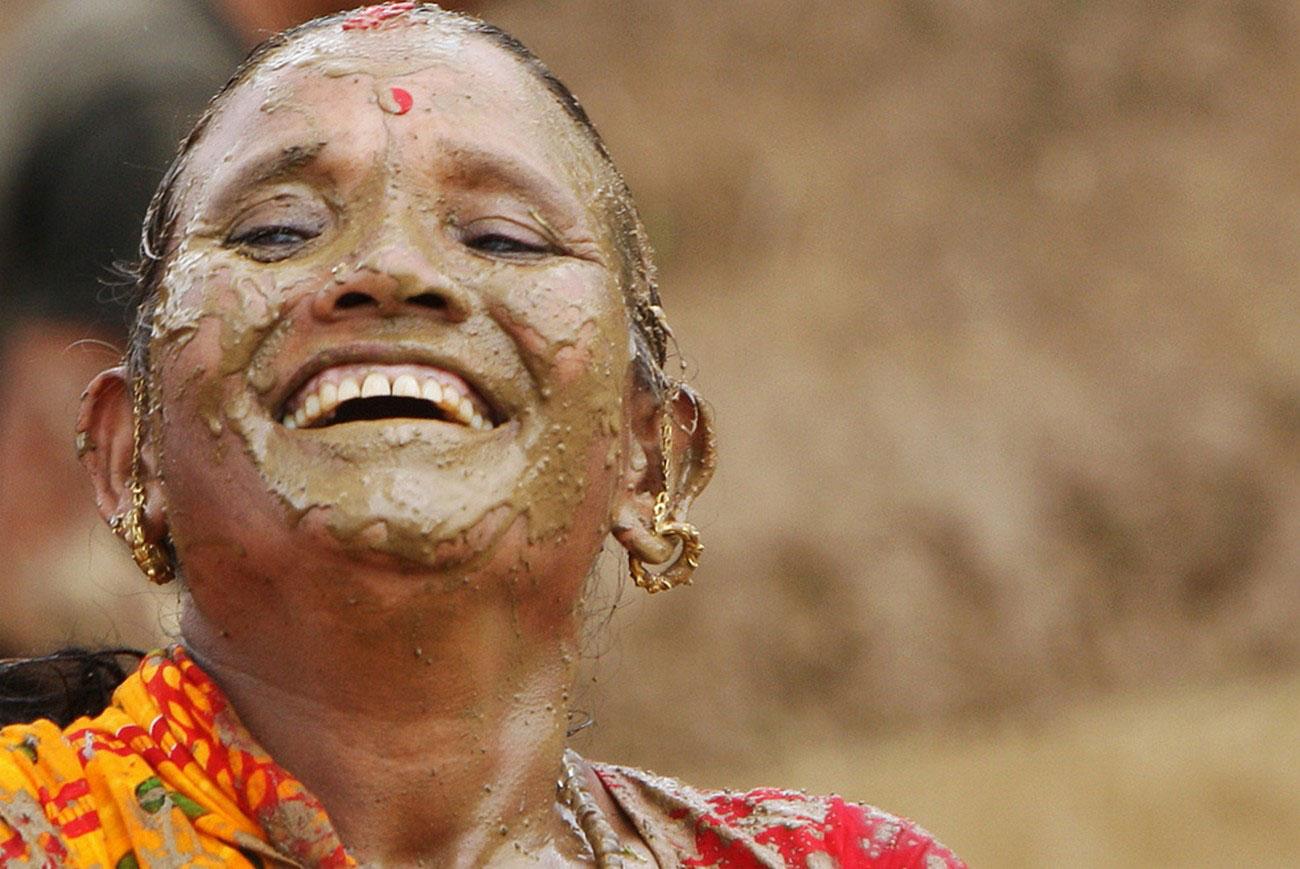национальный день грязи, фото