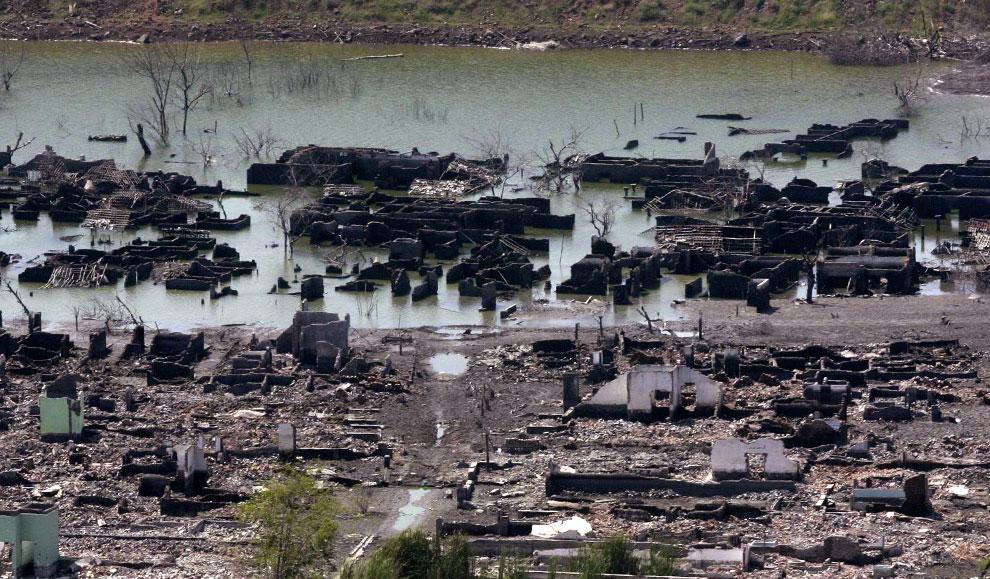 Индонезия после извержения