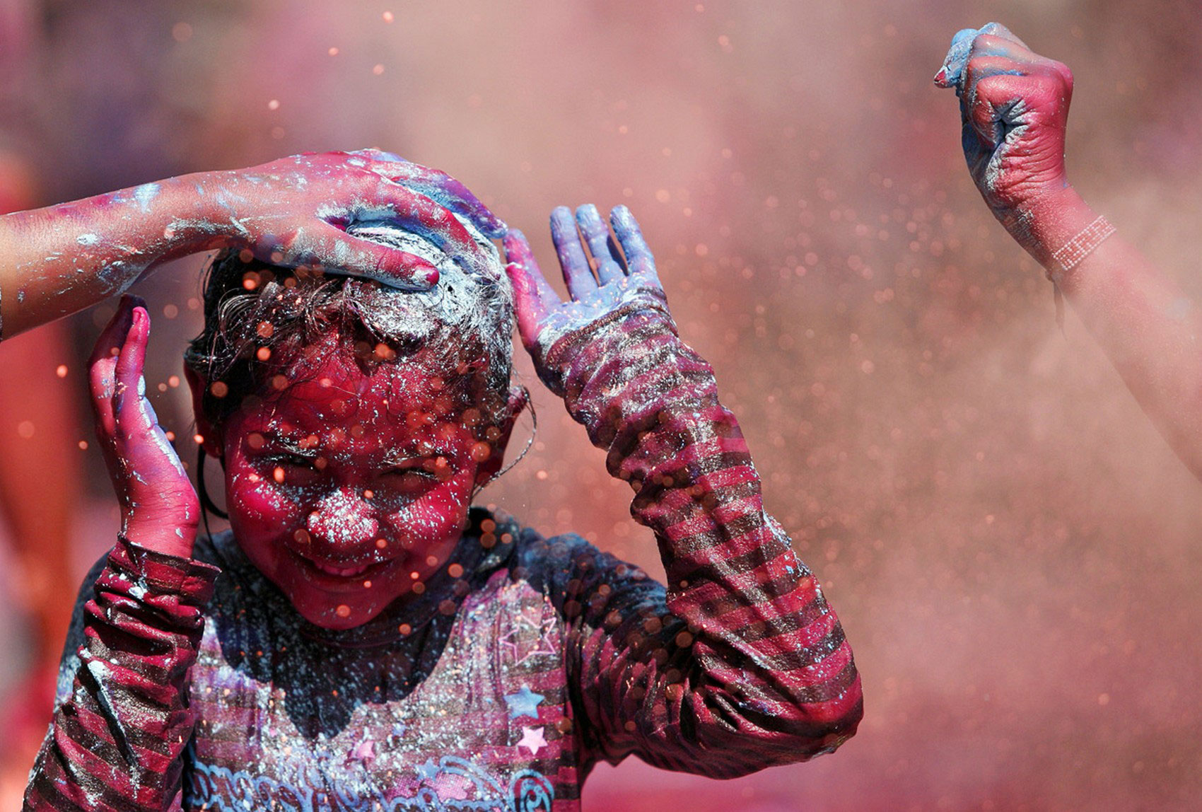 индийский ребенок