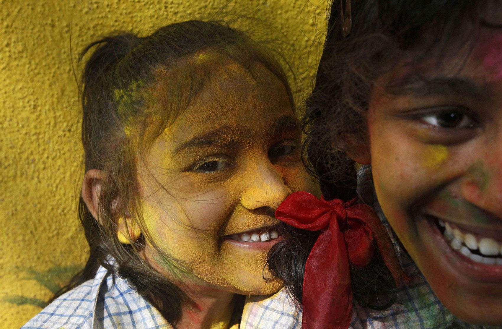 Дети-инвалиды Мумбаи