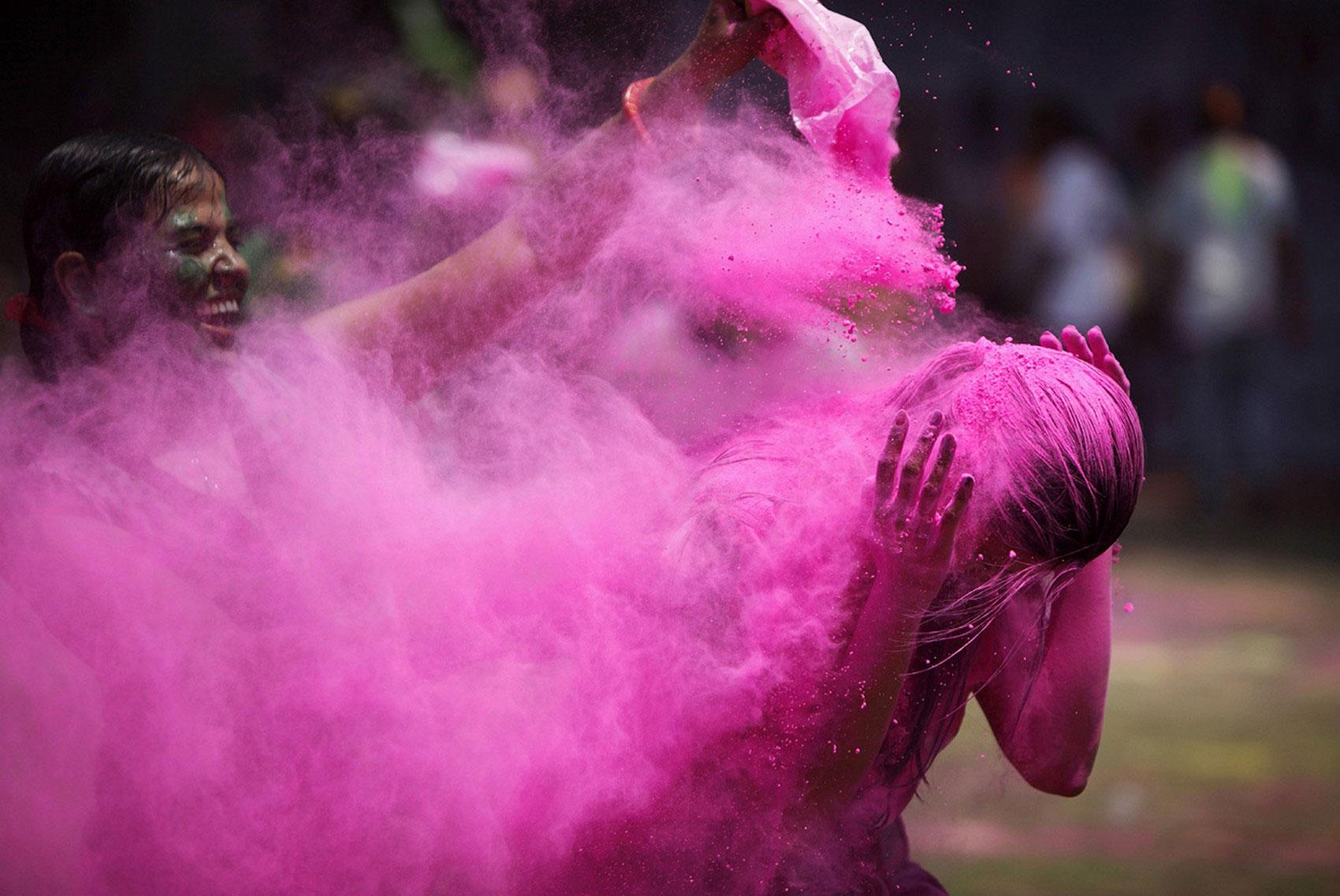 фестиваль в Хайдарабад