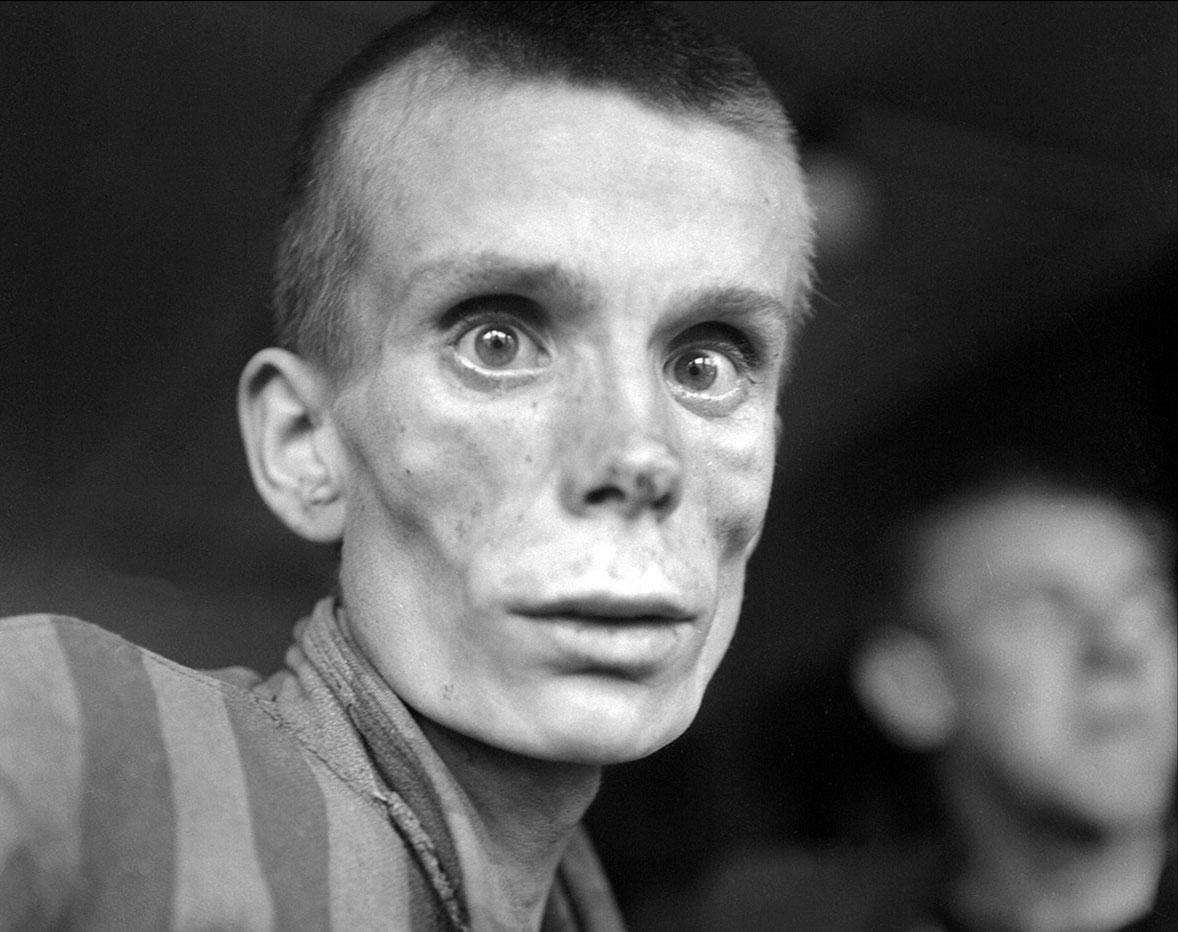 освобождение из концентрационного лагеря Дахау