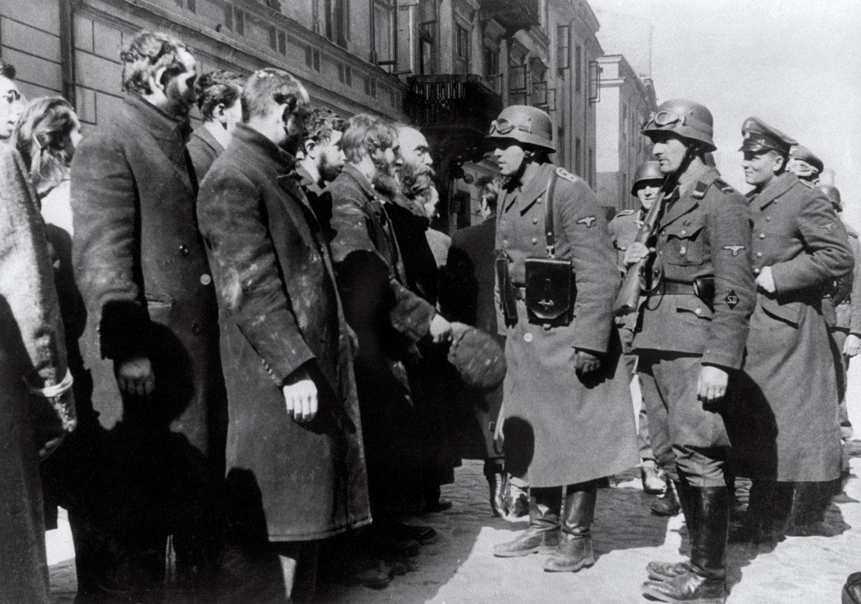 лагерь смерти Треблинка, фото второй мировой войны