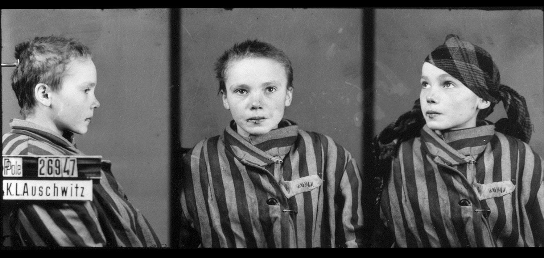 нацистский лагерь смерти Аушвиц, фото