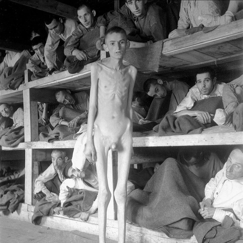 Еврейские заключенные в Бухенвальде