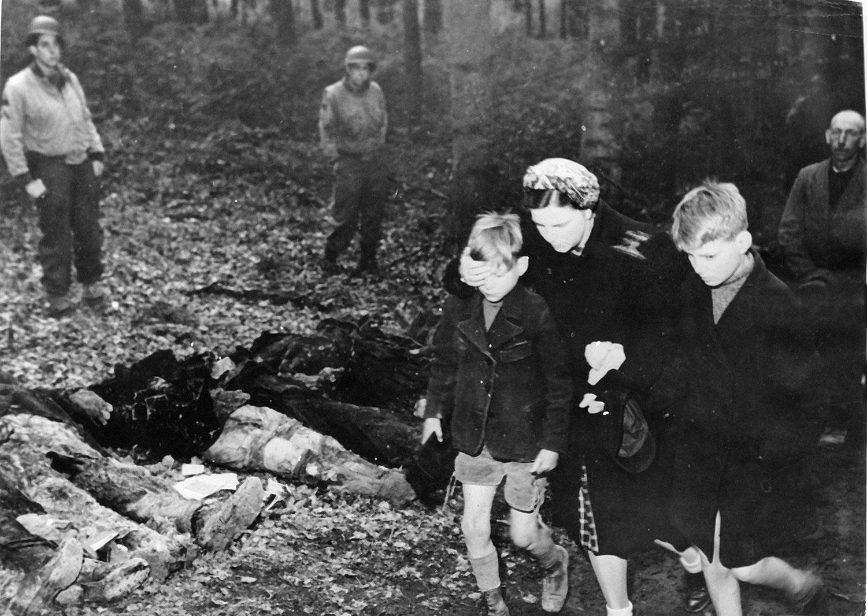 захоронения в братской могиле, фото