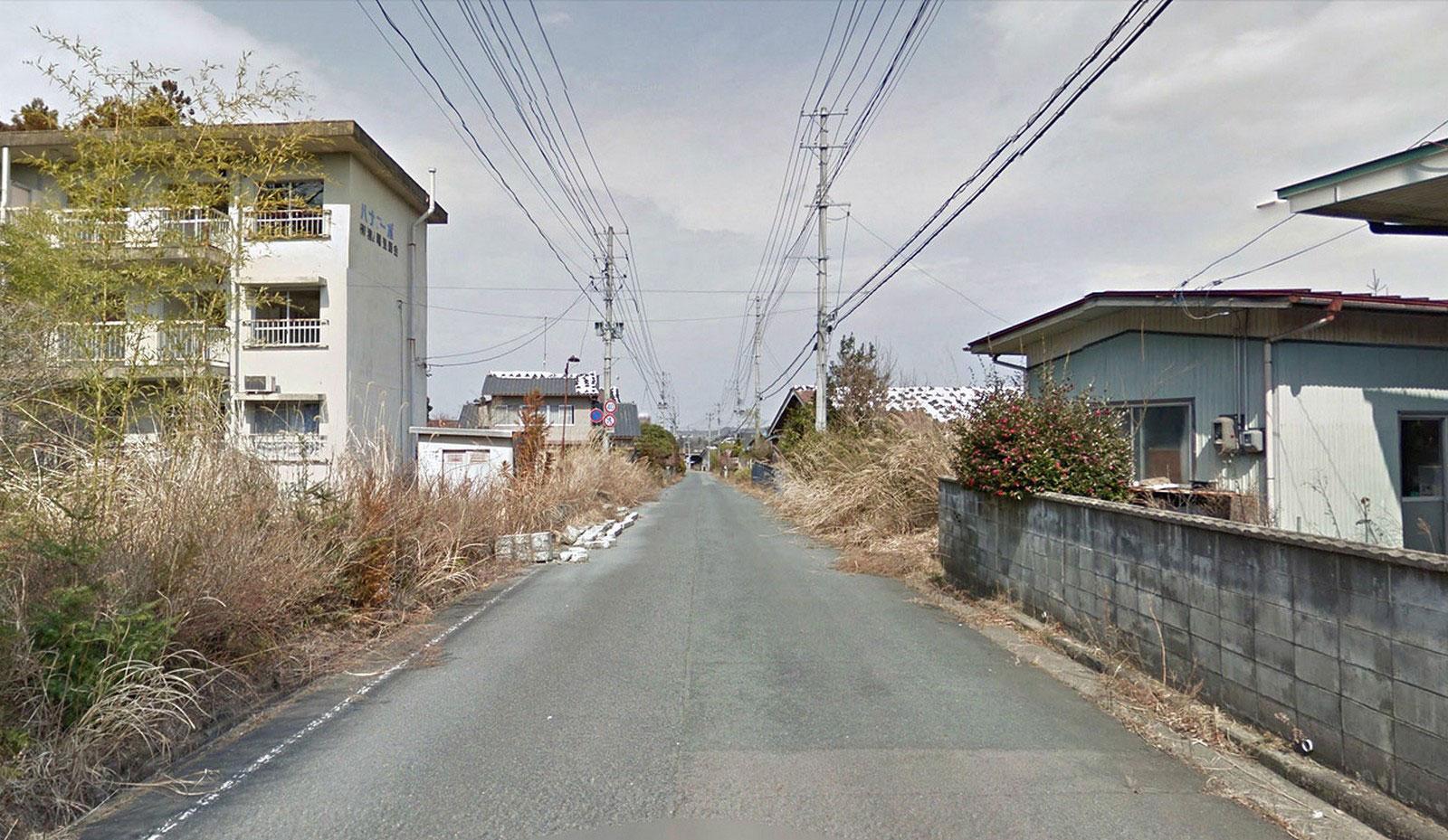 Заброшенные улицы Японии