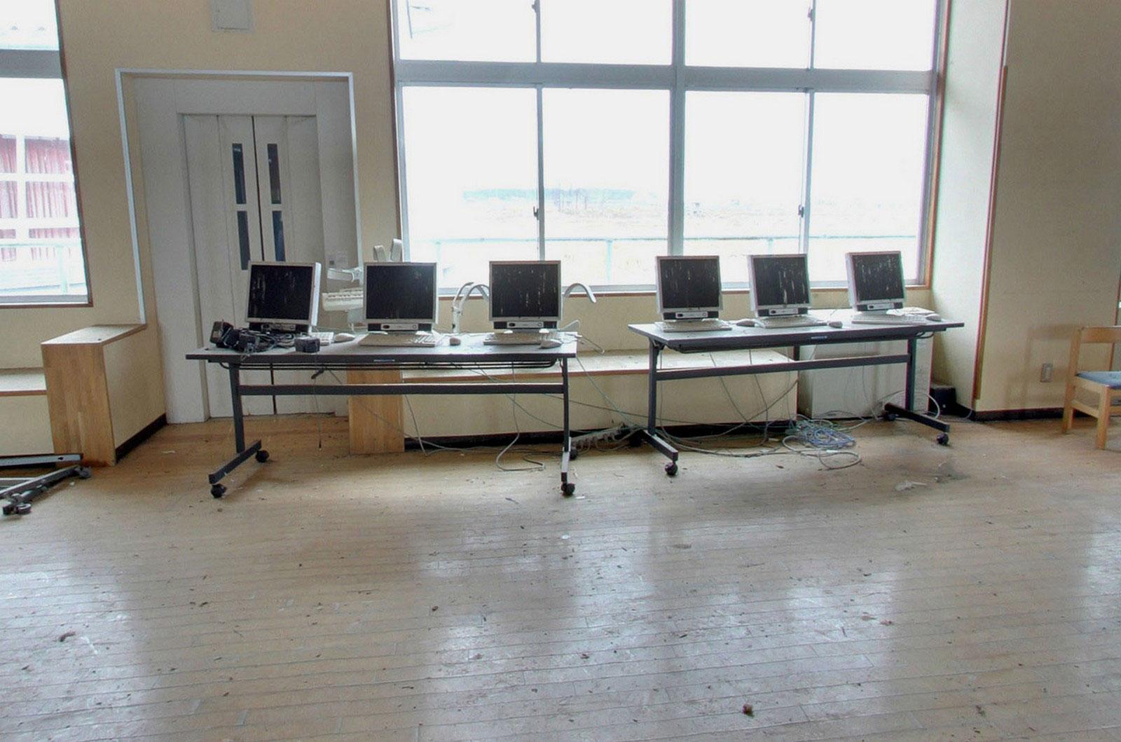 Компьютерный класс Японии