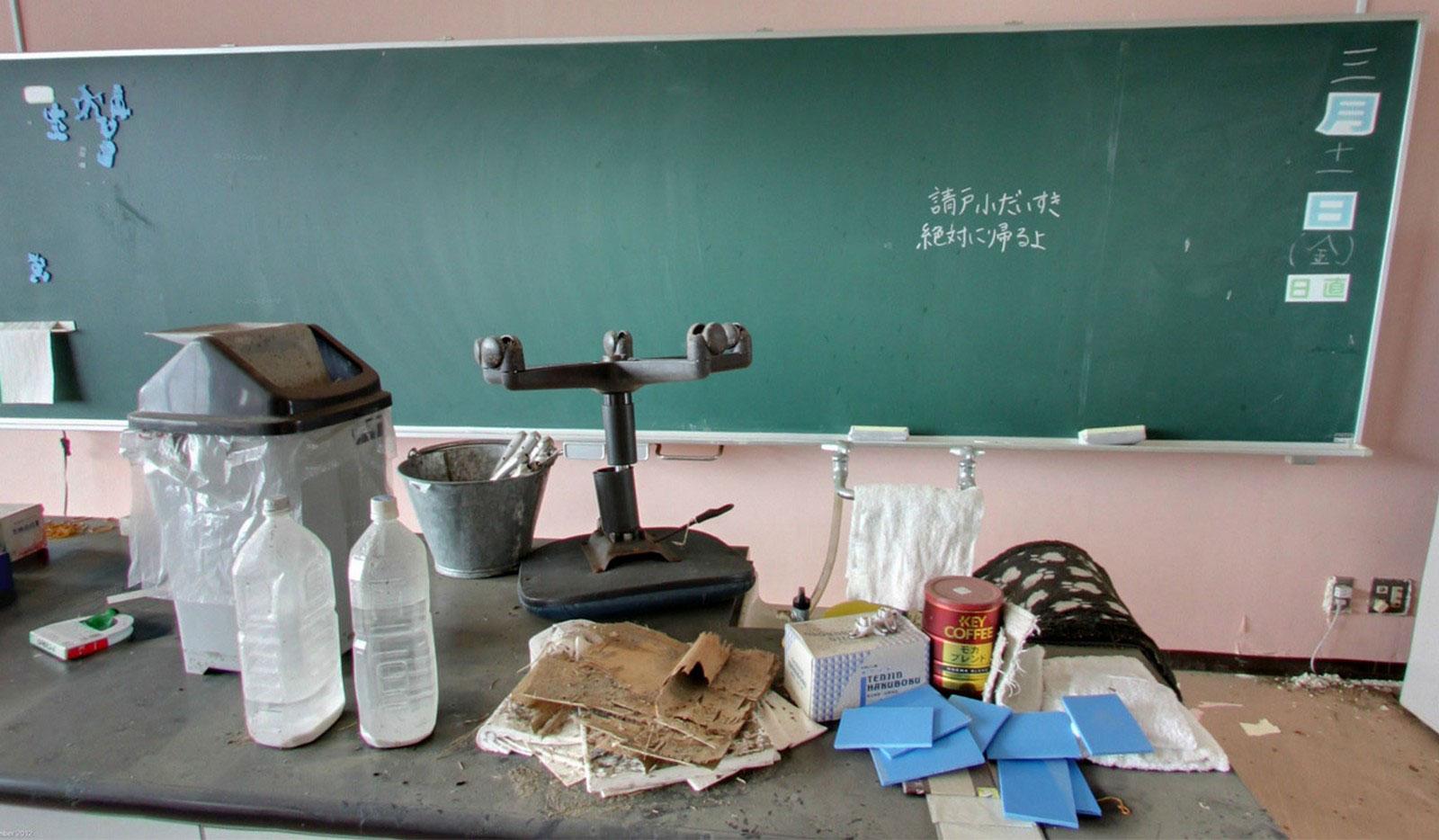 Запись на школьной доске, фото