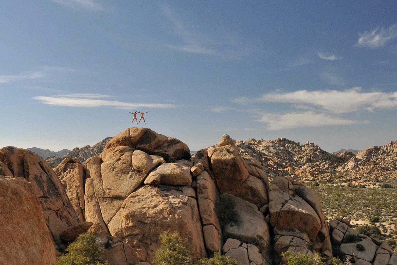 Национальный парк США Джошуа-Три