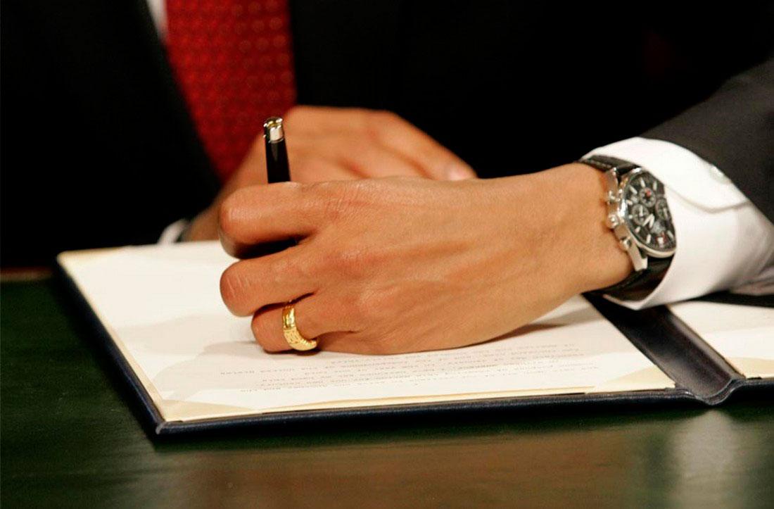 указ президента, фото США