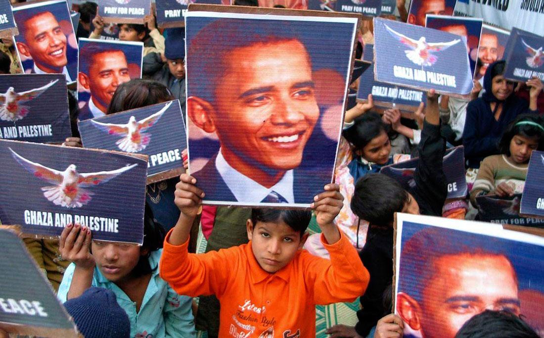 Пакистанские дети, фото США