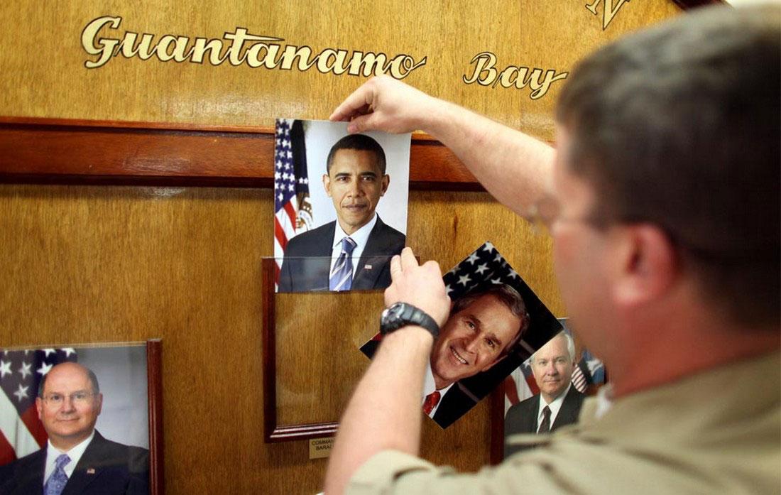 фото бывшего президента Джорджа Буша
