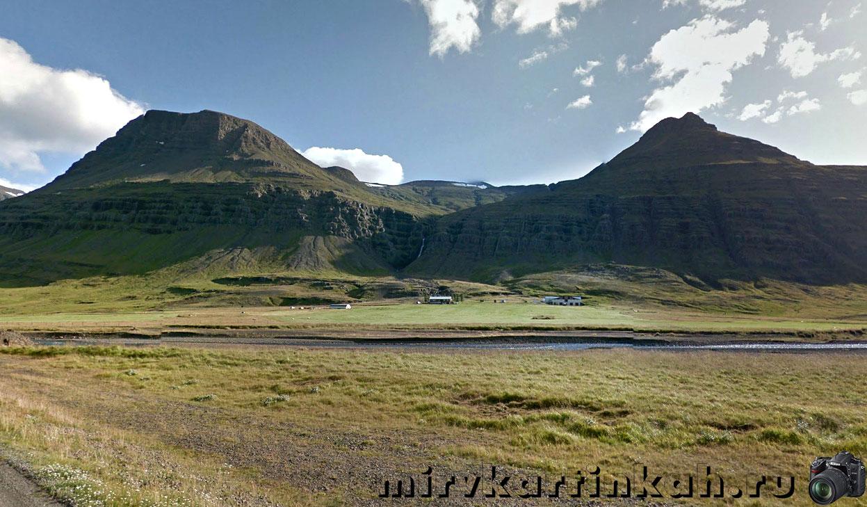 исландский район