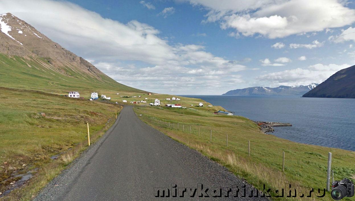 Поселение Исландии