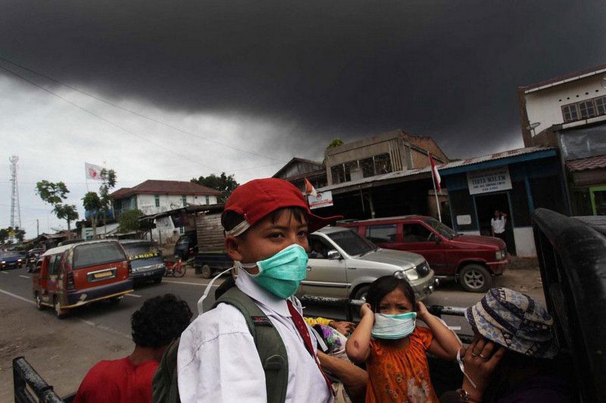эвакуация жителей