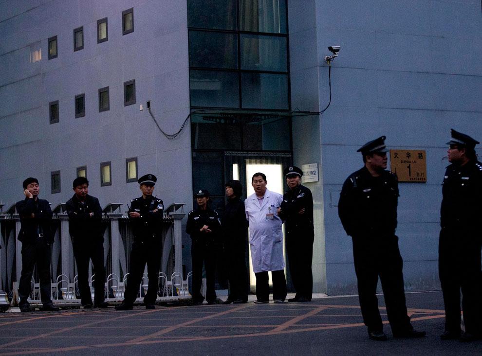 больница в Пекине, фото
