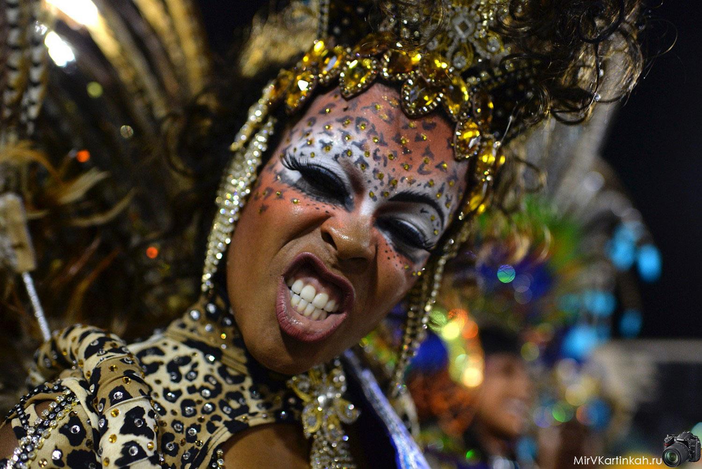 принцесса карнавала