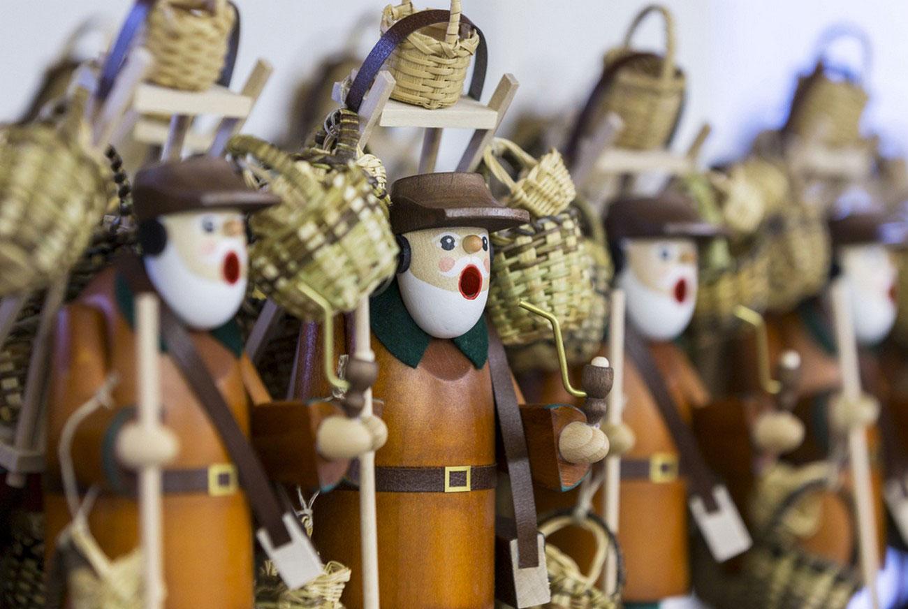 Рождественские фигурки, фото