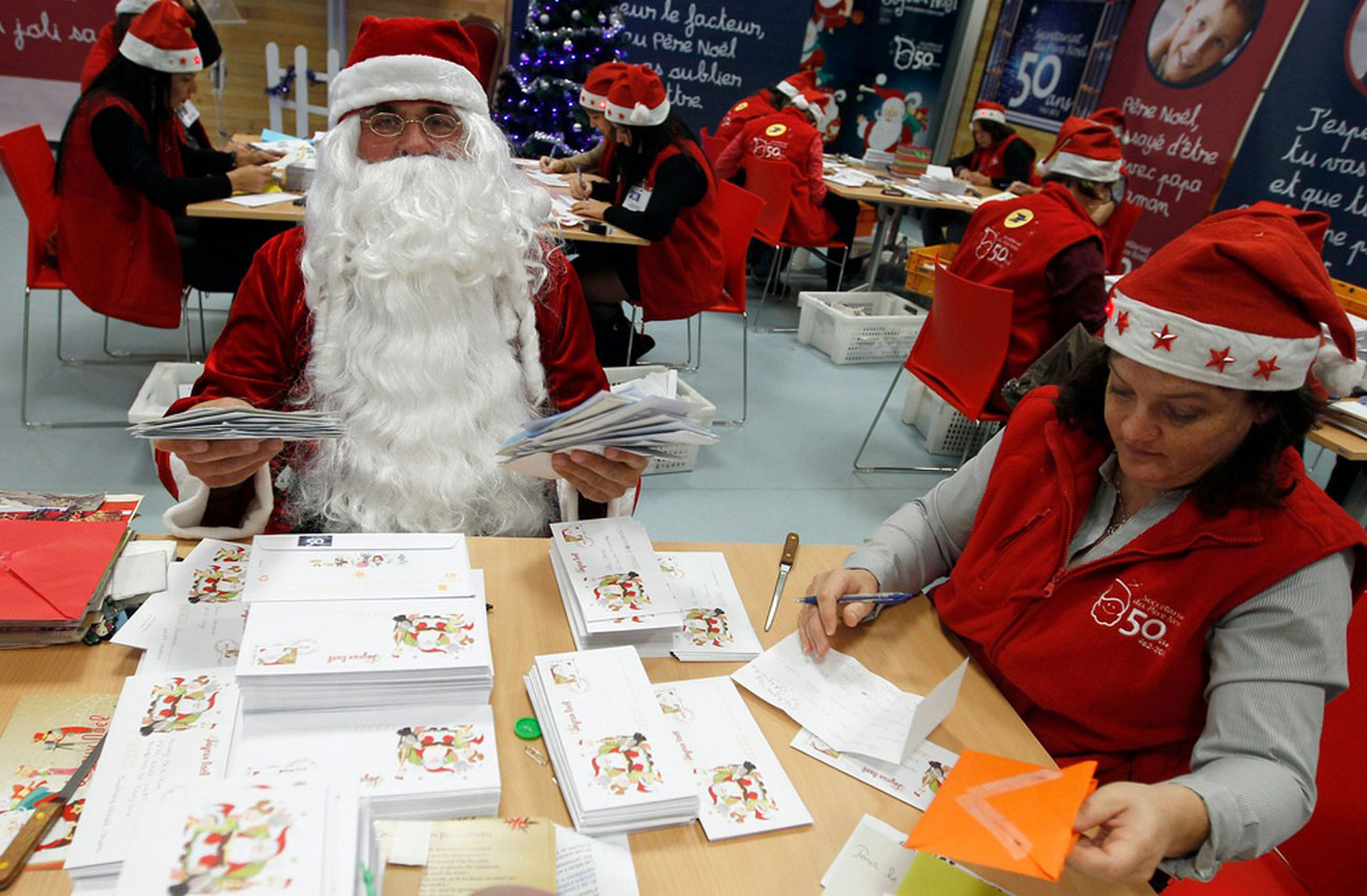 Письма Деду Морозу, фото