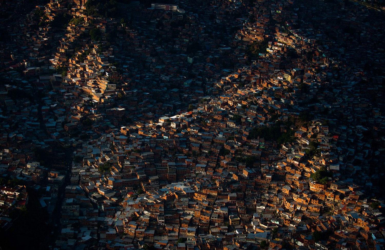 трущобы Петаре, фото