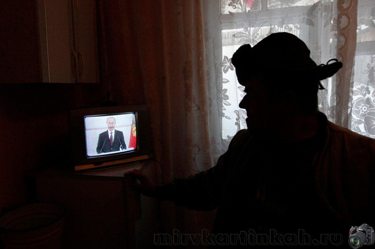 выступление президента России