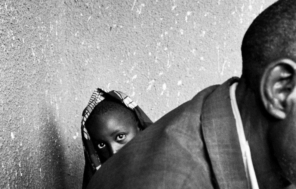 в больнице Mueso в Северном Киву, Конго, фото