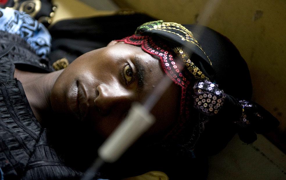 холера, Конго, фото