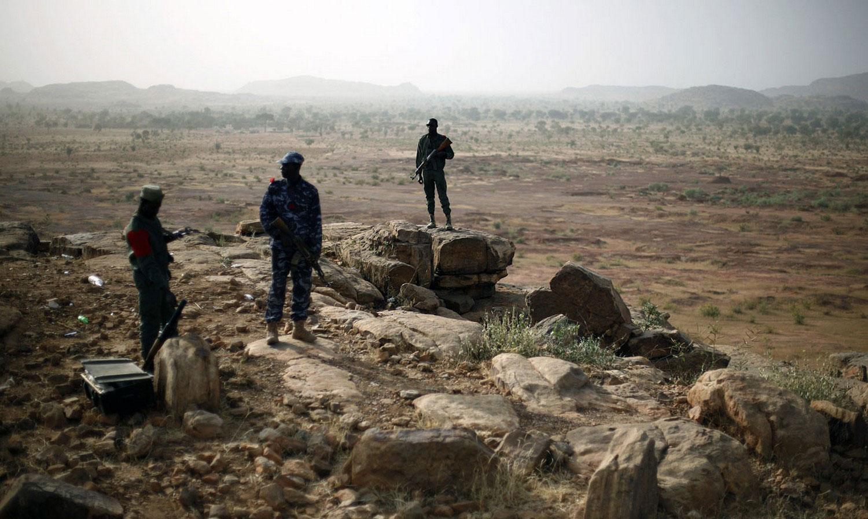 Малийские военные, фото