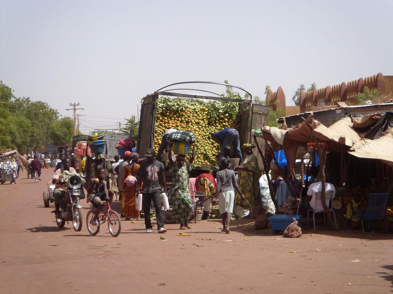 Мопти, фото Мали