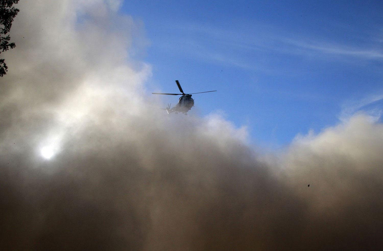 французский транспортный вертолет, фото