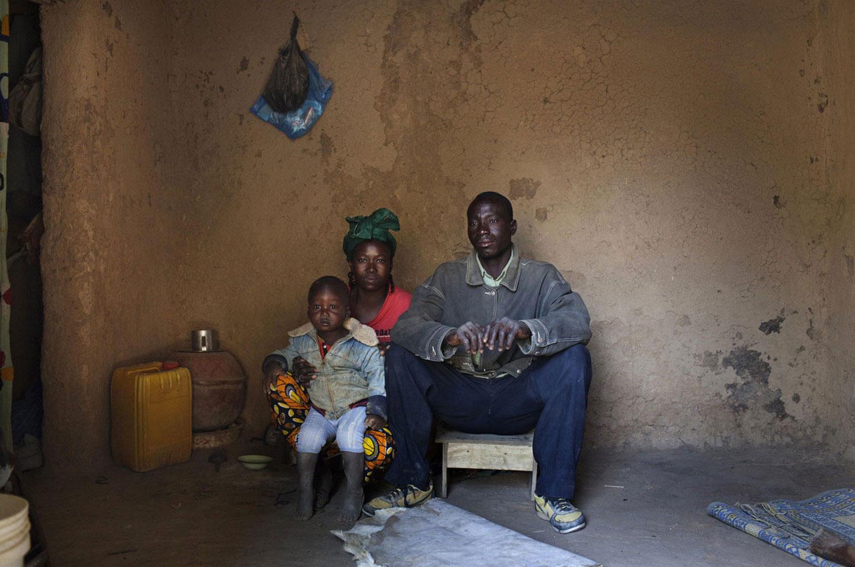 местные жители Мали, фото