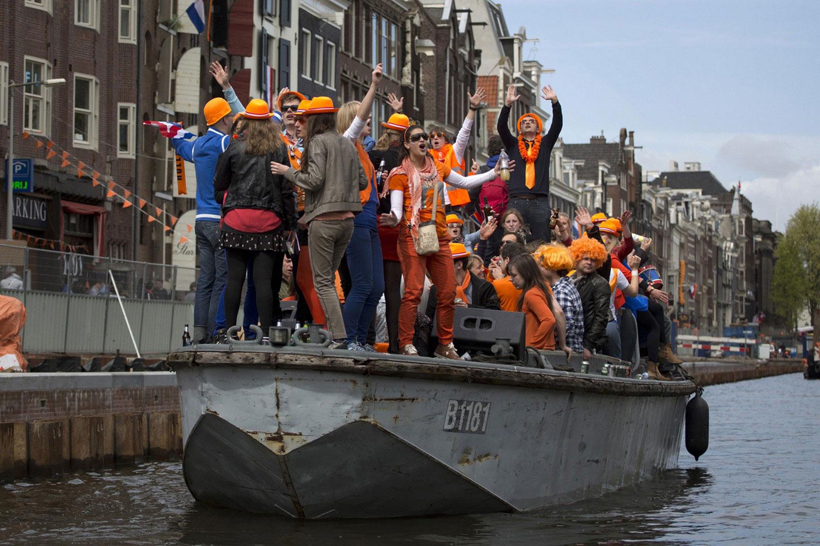 жители на лодке