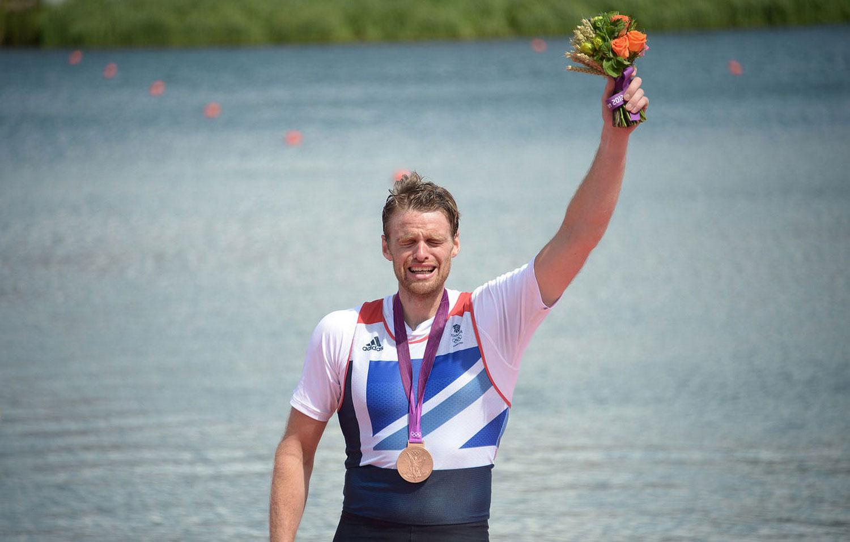 олимпийские игры, фото с награждения