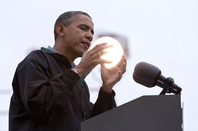 Американский президент Барак Обама, фото