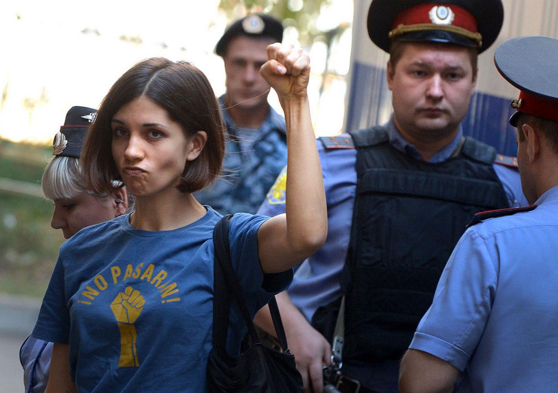 арест перед судом, фото