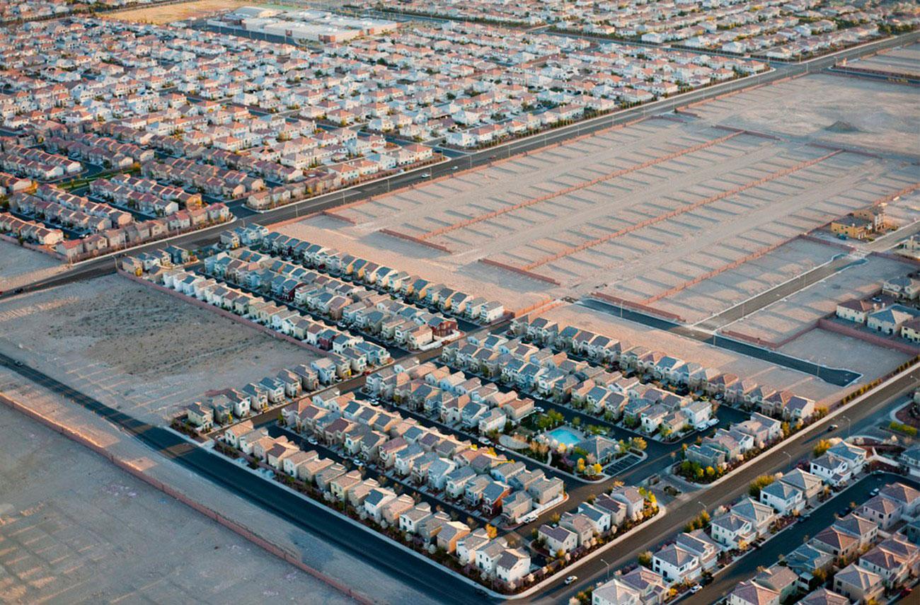 новые дома в Невада