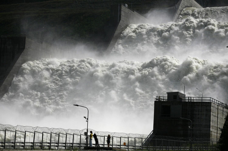 ГЭС Красноярска
