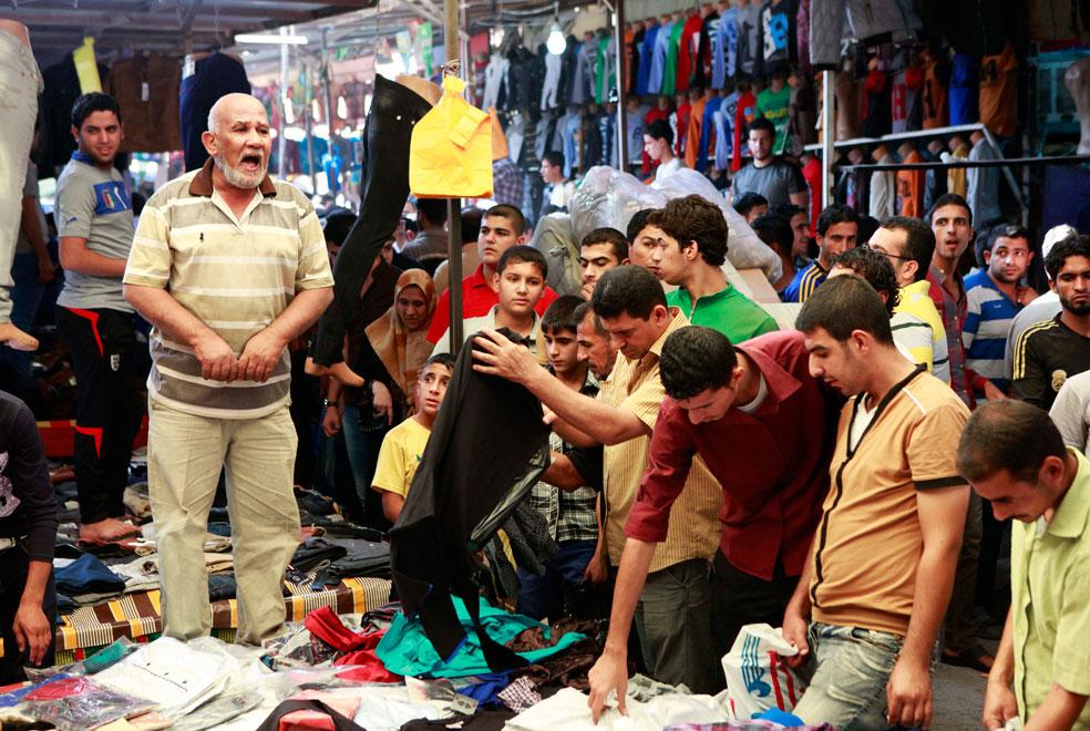 накануне мусульманского праздника, фото Курбан-байрам