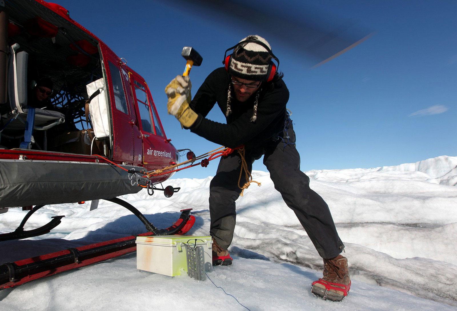 полярный исследователь